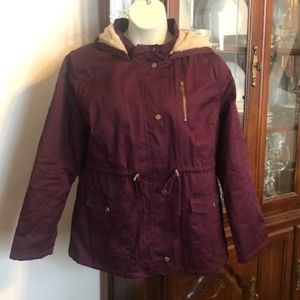 Chic Soul Mulberry Jacket Size 3x